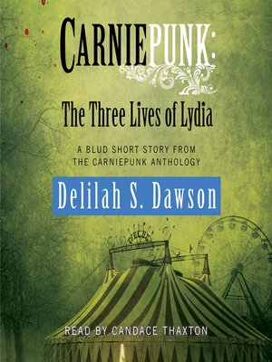 cover image of The Three Lives of Lydia