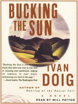 cover image of Bucking the Sun