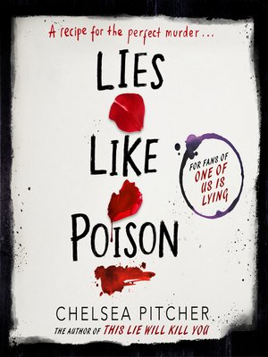 cover image of Lies Like Poison