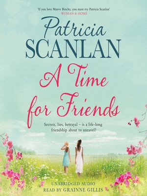 cover image of A Time for Friends
