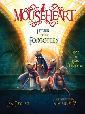 cover image of Return of the Forgotten