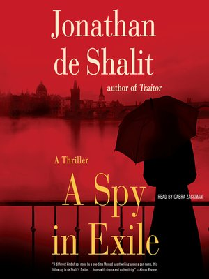 cover image of A Spy in Exile