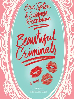 cover image of Beautiful Criminals