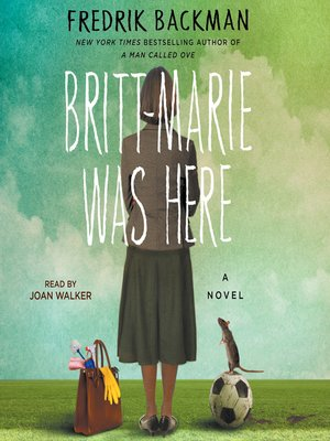 cover image of Britt-Marie Was Here