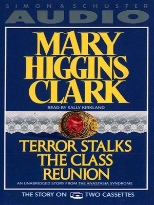 cover image of Terror Stalks the Class Reunion