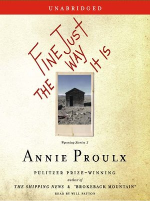 cover image of Fine Just The Way It Is