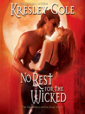 cover image of No Rest for the Wicked