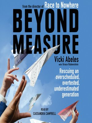 cover image of Beyond Measure
