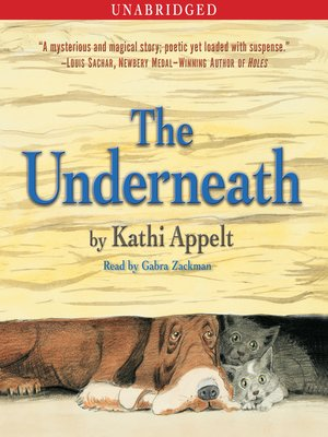 cover image of The Underneath