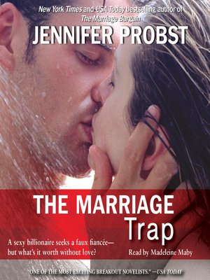 cover image of The Marriage Trap