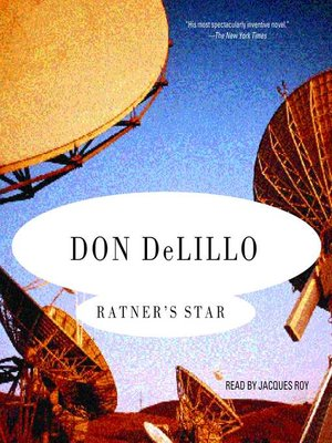 cover image of Ratner's Star