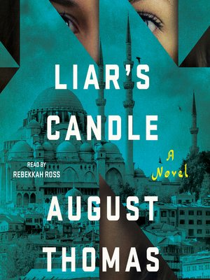 cover image of Liar's Candle