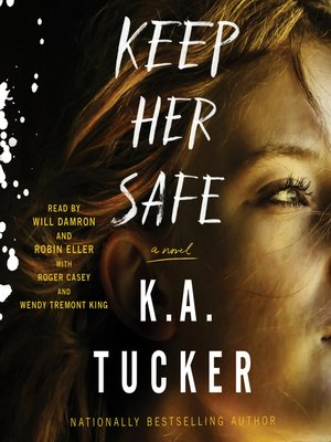 cover image of Keep Her Safe