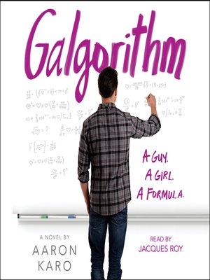 cover image of Galgorithm