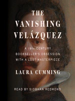 cover image of The Vanishing Velázquez