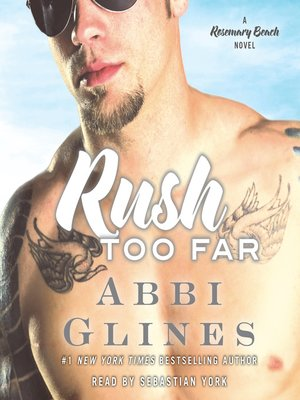 cover image of Rush Too Far