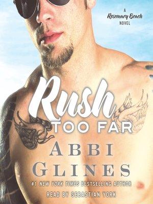 Rosemary beachseries overdrive rakuten overdrive ebooks cover image of rush too far fandeluxe Choice Image