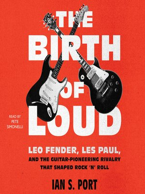 cover image of The Birth of Loud