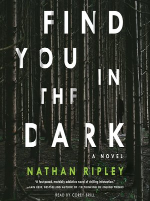 cover image of Find You in the Dark
