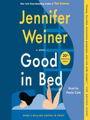 cover image of Good In Bed