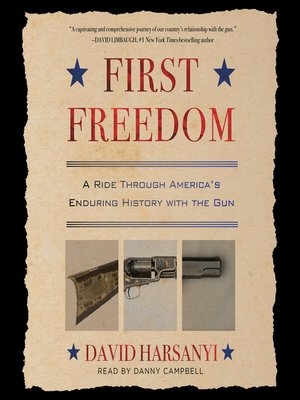 cover image of First Freedom