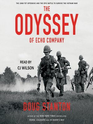 cover image of The Odyssey of Echo Company