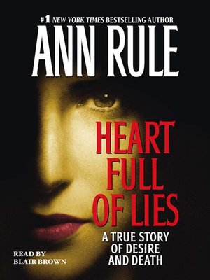 cover image of Heart Full of Lies