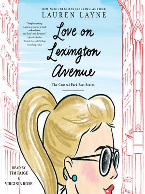 cover image of Love on Lexington Avenue