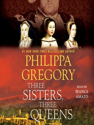 cover image of Three Sisters, Three Queens