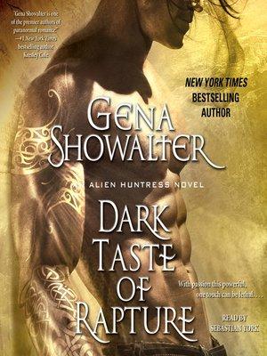 cover image of Dark Taste of Rapture