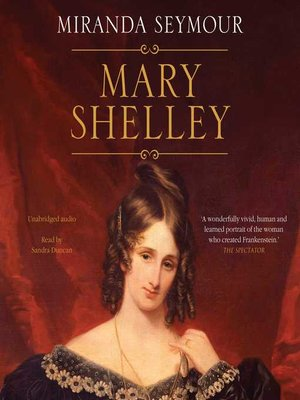 cover image of Mary Shelley