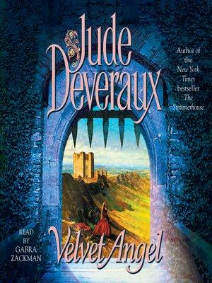 cover image of Velvet Angel