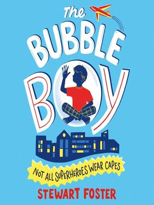 cover image of The Bubble Boy