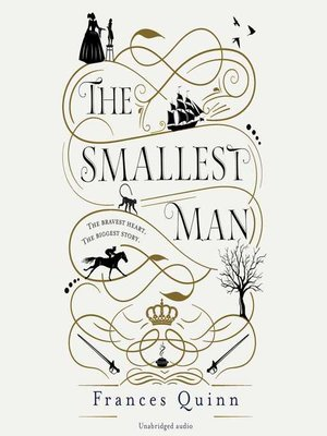 cover image of The Smallest Man