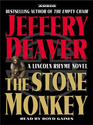 cover image of The Stone Monkey