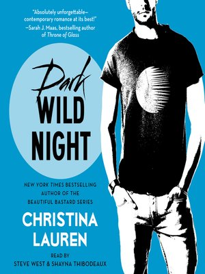 cover image of Dark Wild Night