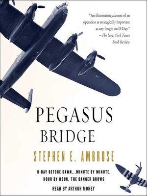 cover image of Pegasus Bridge