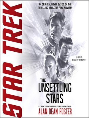 cover image of The Unsettling Stars