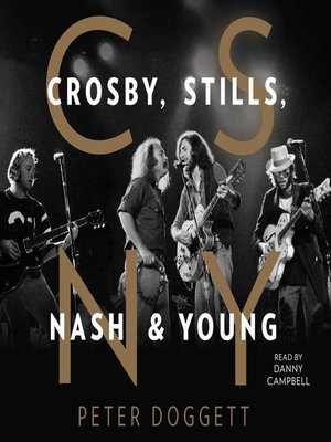 cover image of CSNY