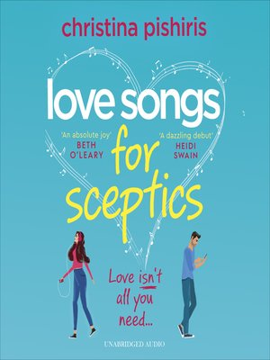 cover image of Love Songs for Sceptics