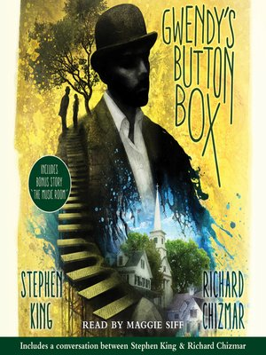 cover image of Gwendy's Button Box