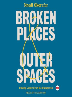 cover image of Broken Places & Outer Spaces