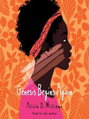 cover image of Genesis Begins Again