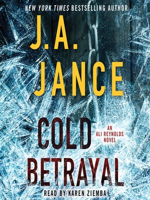 cover image of Cold Betrayal