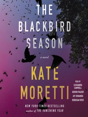 cover image of The Blackbird Season