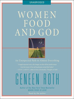 cover image of Women Food and God