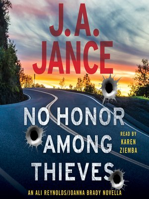 cover image of No Honor Among Thieves