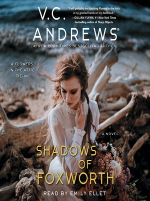 cover image of Shadows of Foxworth