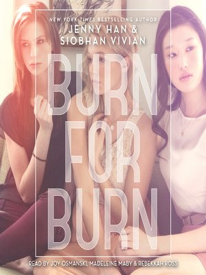 cover image of Burn for Burn