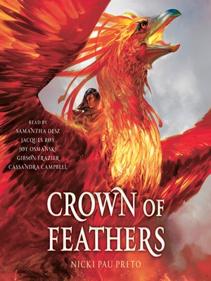 cover image of Crown of Feathers